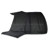 SAAB 900S & SE Brocade Convertible Top Headliner - Black
