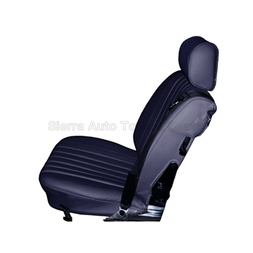 Mercedes 1974-1979 SL Roadster Replacement Seat Kit, Blue | Auto Tops Direct