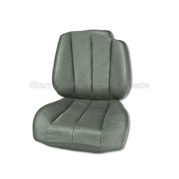 Replacement Mercedes SL Roadster Replacement Seat Kit - Vinyl