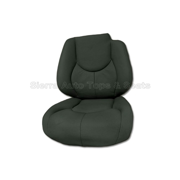 Mercedes SL Roadster Leather Seat Kit | 1999-2002