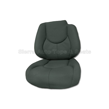 Mercedes SL Roadster Replacement Vinyl Seat Kit | 1996-1997