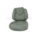 Replacement 1998 Mercedes SL Roadster Seat Kit , Leather