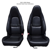 Replacement 2001-2005 Mazda Miata MX5 Front Seat Cover Kit