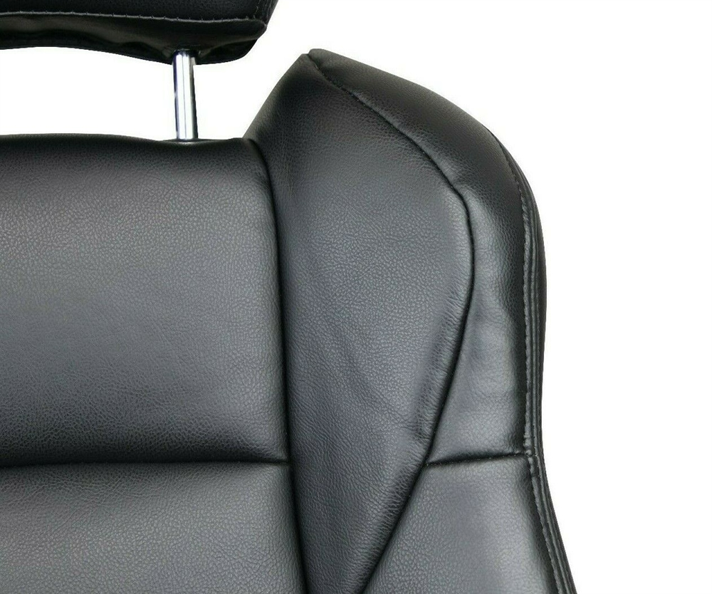 2004-2009 Nissan 350Z Front Seat Covers Black