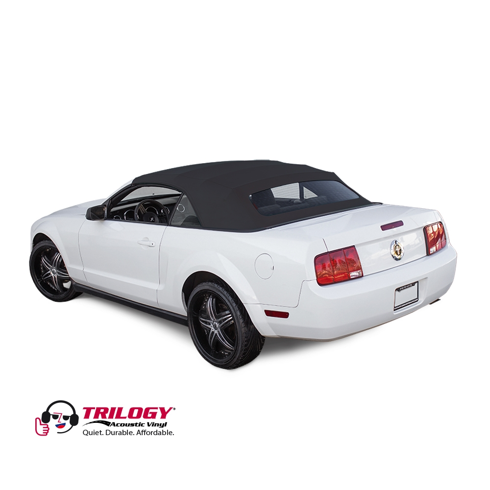 2005 2014 ford mustang convertible top trilogy acoustic vinyl