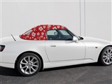 Honda S2000 Custom Convertible Top, CALIFORNIA SUNTOPS LIMITED EDITION