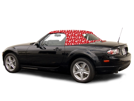 Mazda Miata Custom Convertible Top, CALIFORNIA SUNTOPS LIMITED EDITION