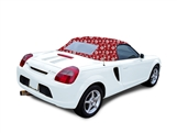 Toyota MR2 Custom Convertible Top, CALIFORNIA SUNTOPS LIMITED EDITION