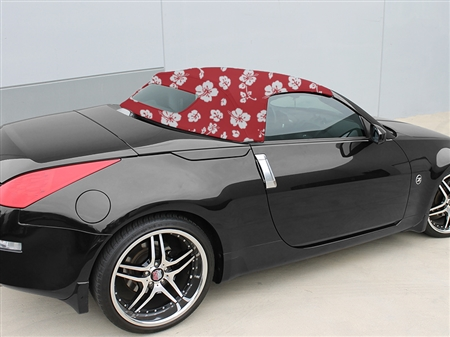 Nissan 350Z Custom Convertible Top, CALIFORNIA SUNTOPS LIMITED EDITION