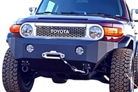 Body Armor '07+ FJ Cruiser Front Winch Bumper