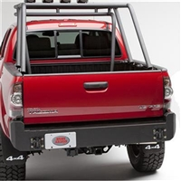 Body Armor '05+ Tacoma Rear Bumper