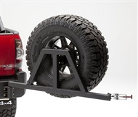 Body Armor Swing Arm Tire Carrier for '05-11 Tacomas