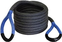 "Bubba Rope 7/8"" x 20' Gatorize,28,600-lb. Kinetic Rope, Blue Eyes"
