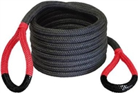 "Bubba Rope 7/8"" x 30' Gatorize,28,600-lb. Kinetic Rope, Red Eyes"