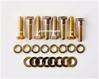 Coachbuilder Front Coilover Bolt Kit - TUNDRA
