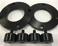 Coachbuilder Tundra TRD PRO Shim Kit with Bumpstop Extensions