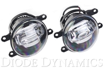 Diode Dynamics Luxeon LED Fog Light Assembly, Type B - Fits Lexus/Toyota (DD5006)