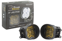 Diode Dynamics SS3 Fog Light Kit, Type B, Fits '14+ Tundra