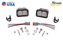 "Diode Dynamics Stage Series 2"" LED Lights, EA (SSC2)"