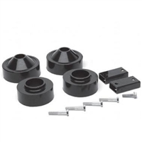 Daystar 07+ Jeep Wrangler JK Front and Rear Coil Spacers, 1-3/4""