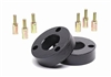 Daystar 05+ Nissan Titan Front Coil Spacer, 2.0""