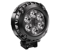 "KC HiLites LZR LED 4"" Round Driving Light, EA"