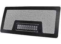 KC HiLites LED Grille for '07+ Jeep Wrangler JKs