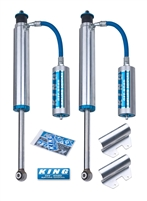 KING 2.5 Rear Remote Reservoir Shocks for '07+ Tundra, PR
