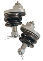 SPC Replacement Ball Joint - Greaseable, PAIR for 25460, 25470, 25485, 25540, 25660 Arms