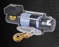 Mean Mother EDGE Winch, 9500-lb with Synthetic Rope
