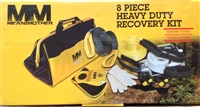 Mean Mother Heavy-Duty Recovery Kit, 8-pc