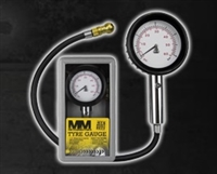 Mean Mother PRESSURE GAUGE 3 1/2 INCH