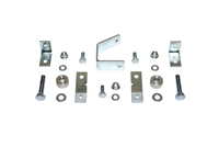 MaxTrac '05+ Tacoma Carrier Bearing Spacers & Brake Line Brackets (616800)