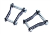 "MaxTrac '95-04 Toyota Tacoma 2"" Lift Rear Shackles (716920)"