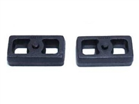MaxTrac '04+ Nissan Titan Rear Lift Blocks with Longer U-Bolts