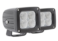 Pro Comp Explorer Series 2x2 LED Lights - Flood, PR