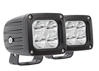 Pro Comp Explorer Series 2x2 LED Lights - Spot, PR