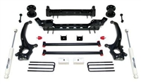"Pro Comp 6"" Lift Kit with ES Shocks for 04+ 4WD Nissan Titans"