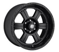 ProComp 7089 Series Wheels, Flat Black