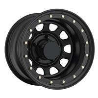 ProComp Rock Crawler Series 152 Street Lock Steel Wheels, Flat or Gloss Black *6-8 week ETA; min order: 4, no returns