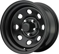 ProComp Rock Crawler Series 97 Steel Wheels, Gloss Black