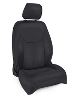 PRP Front Seat Covers for '13-18 Jeep Wrangler JK - Multiple Color Options or Custom, PR (B022)