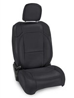 PRP Front Seat Covers for '18+ Jeep Wrangler JL 4 Door - Multiple Color Options or Custom, PR (B039/B040)