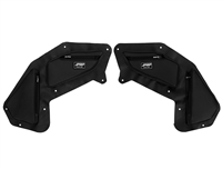 PRP Seats RZR PRO Rear Door Bags with Knee Pad