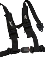 "PRP 2"" Automotive Style 4 Point Harness with Sewn in Pads"