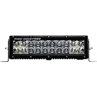 "Rigid Industries 10"" LED E-Series Spot/Flood Combo Light Bar (110312)"