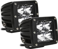 Rigid Industries Dually LED Flood - Pair (20211)