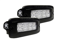 Rigid Industries SRQ Flush Mount Diffused Back Up Light Kit (98003)