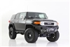 Smittybilt Toyota FJ Cruiser M1 Toyota FJ Cruiser Winch Mount Front Bumper with D-ring Mounts and Light Kit