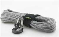 Smittybilt 8,000-lb Synthetic Winch Rope, 100'